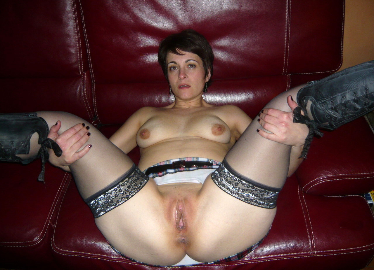 French Amateur Mature Anal